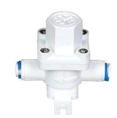 Valvula Redutora de Pressão Conector Rapido 1/4 x 1/4