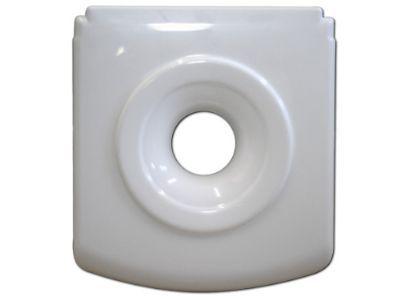 Tampo Plastico Branco Evidence Newmaq - New-Up