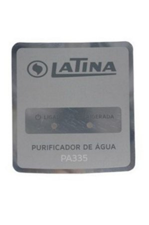 Adesivo Latina PA335