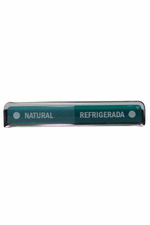 Adesivo Latina Natural e Gelado Verde  Cod 730407