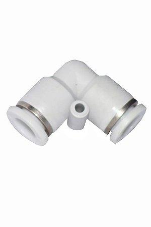 Conector Cotovelo Redução 10 mm X 8 mm