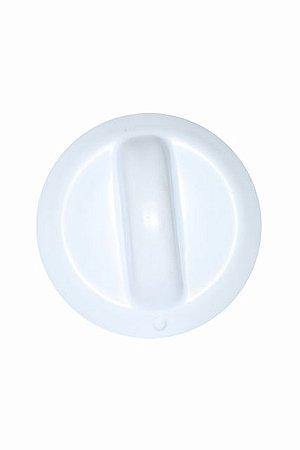 Botão Latina Termostato Branco