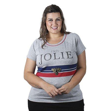 Blusa Jolie Nolita Plus Size