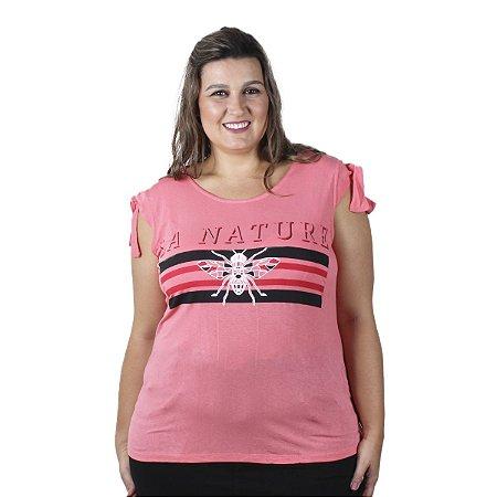 Blusa Estampada Nolita Plus Size