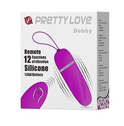 Vibrador Bullet Debby Pretty Love