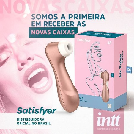 Satisfyer Pro 2 Sugador de Clitóris