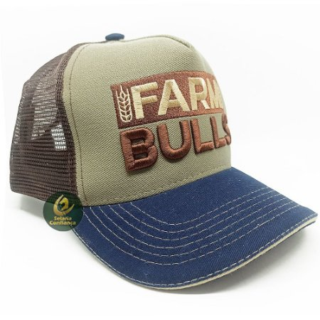 Boné Country Farm Bulls SC4019