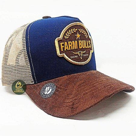 Boné Country Farm Bulls SC4034