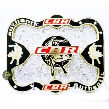 Fivela Country CBR Authentic Rodeio SC1720