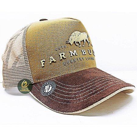 Boné Country Farm Bulls SC4042