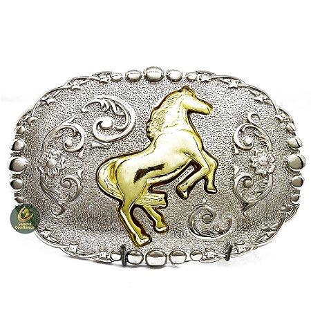 Fivela Country Horse Gold SC1709