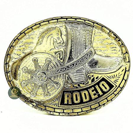 Fivela Country Rodeio Especial SC1735