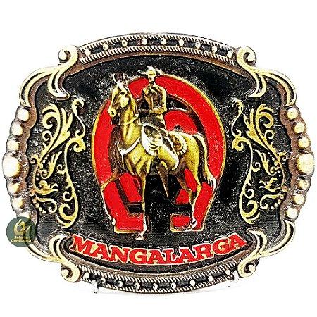 Fivela Country Cowboy Mangalarga SC1736