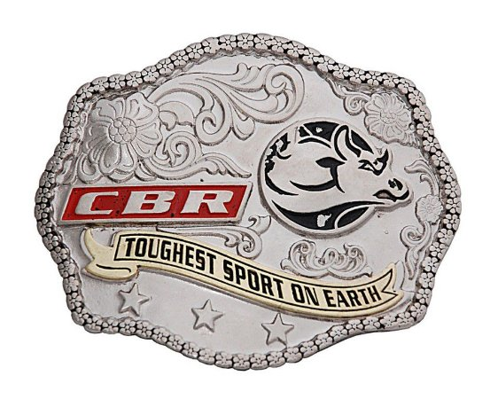 Fivela Country CBR Toughest Sport SC1713
