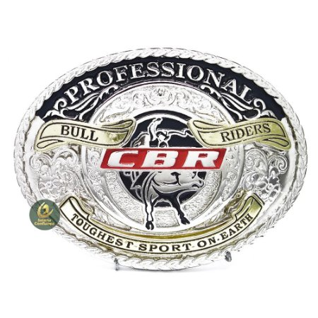 Fivela Country Cowboy CBR Professional SC1753