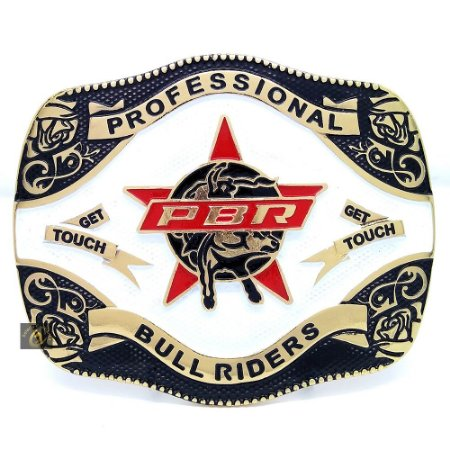 Fivela Country Cowboy Rodeo Bull Riders SC1783