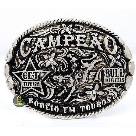 Fivela Country Cowboy Campeão SC1787