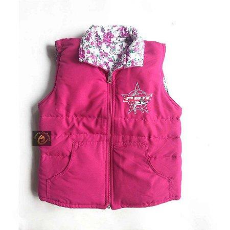 Colete Infantil Feminino Country PBR SC4577