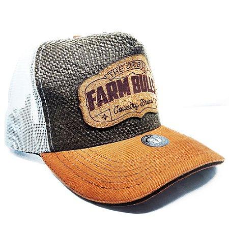 Boné Country Farm Bulls Original Brand SC4003