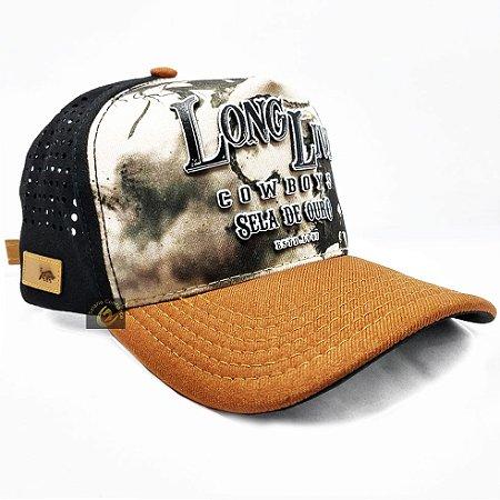 Boné Country Sela de Ouro Cowboys West SC4024