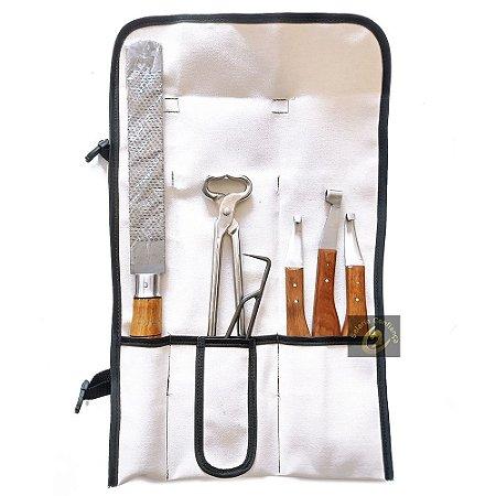 Kit para Casqueamento Bolsa Ferrador SC9060