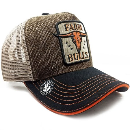 Boné Country Farm Bulls Slim SC4015
