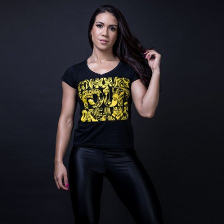 Camiseta Feminina Conquer Your Dreams