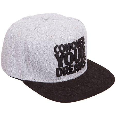 Boné Conquer Your Dreams - Aba Reta
