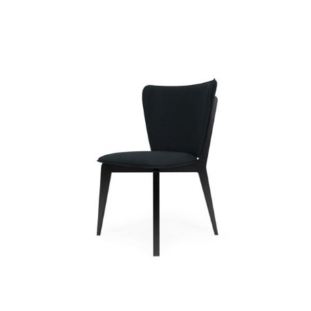 Cadeira Bumba - Preto e Ebanizado