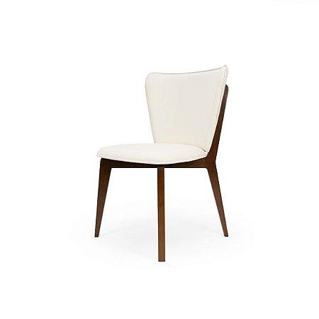 Cadeira Bumba - Sarja Cru e Avelã
