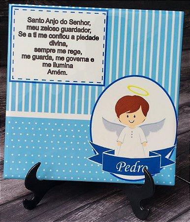 """Azulejo """"Santo Anjo"""""""