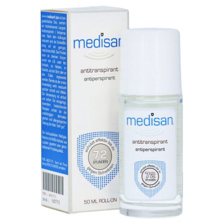 MEDISAN PLUS ROLL-ON 50ml (ANTITRANSPIRANTE P/ AXILAS E/OU CORPO TODO)