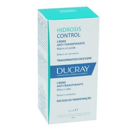 DUCRAY HIDROSIS CONTROL 50ml - HANDS & FEET (P/ MÃOS E PÉS)
