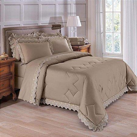 Jogo de cama Casal Diana - Bouton