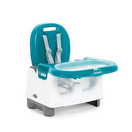 Cadeira de Alimentação Mila Azul - Infanti