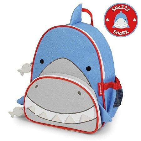 Mochila Tubarão Snazzy Shark Skip Hop Infantil