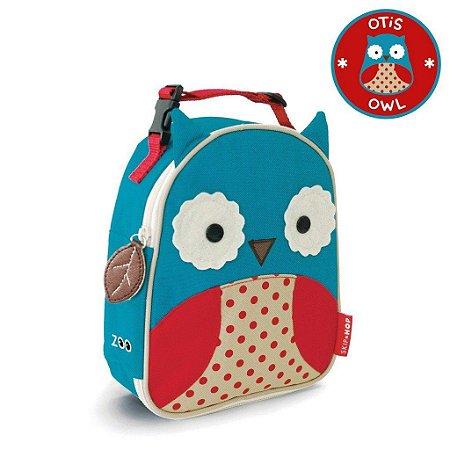Lancheira Coruja Otis Owl Skip Hop Infantil
