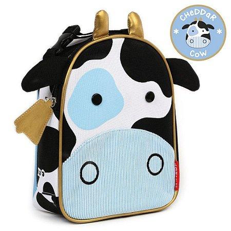 Lancheira Térmica Linha Zoo Vaca - Skip Hop Infantil