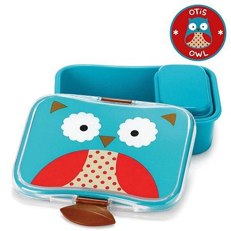 Kit Lanche Zoo Coruja Otis Owl - Skip Hop