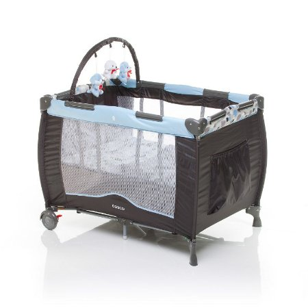 Berço Portátil Toybar Azul - Cosco
