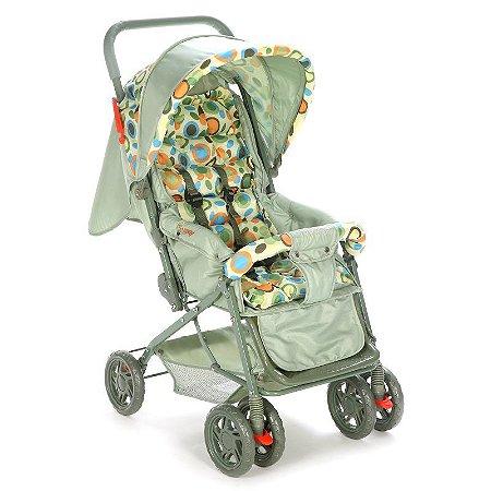 Carrinho de Bebê Funny Voyage Verde