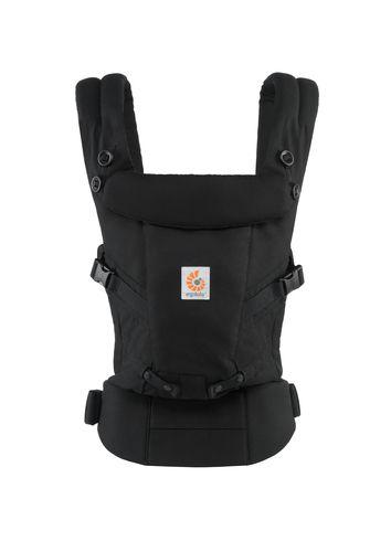 Canguru Adapt Black Preto - Ergobaby