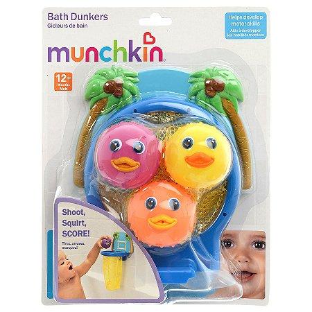 Cestinha Divertida Para Banho Munchkin Peixinhos