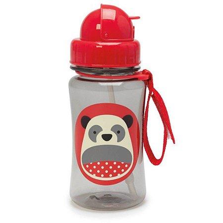 Garrafinha com Canudo Skip Hop Zoo Panda