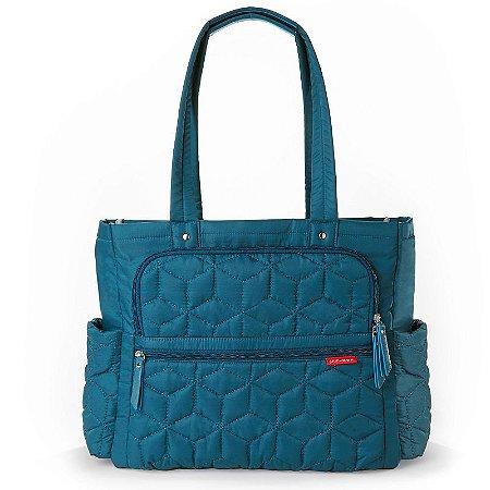 Bolsa Maternidade Diaper Bag Forma Pack & Go Peacock - Skip Hop