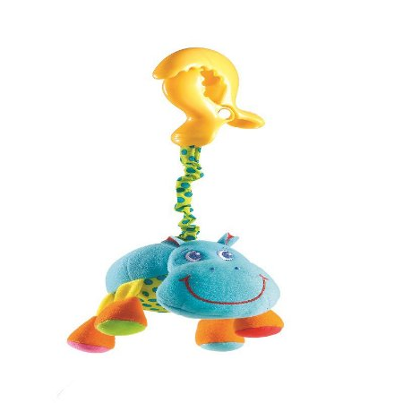 Brinquedo para Bebe Tiny Smarts Hipopótamo Harry Tiny Love