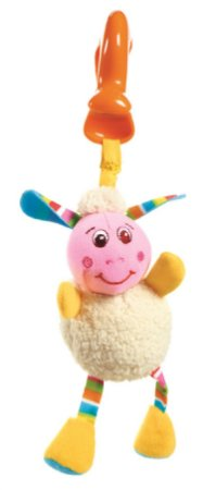 Brinquedo para Bebe Tiny Smarts Ovelha Lilly Tiny Love