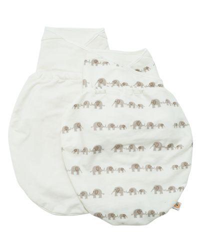Cueiro Inteligente Swaddler Natura/Elefante Médio/Grande 5,4 a 8,1 kg