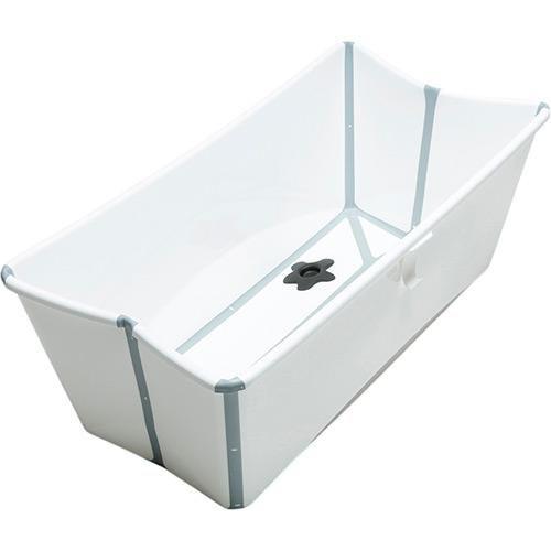 Banheira Portátil Dobrável Stokke Branca