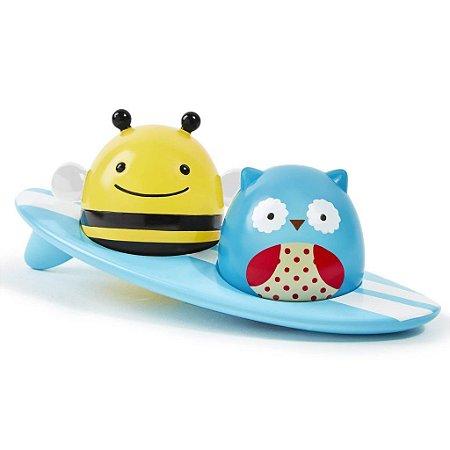 Brinquedo para Banho Linha Zoo Light Up Surfers - Skip Hop